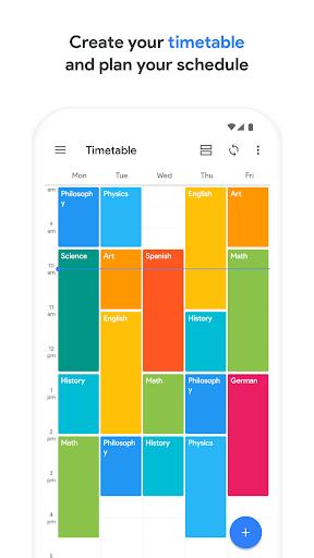 School Planner 4.0.9 Screenshots 2