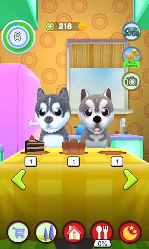 Talking Husky Dog screenshots 6