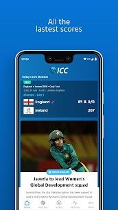 ICC – Live International Cricket Scores & News 3