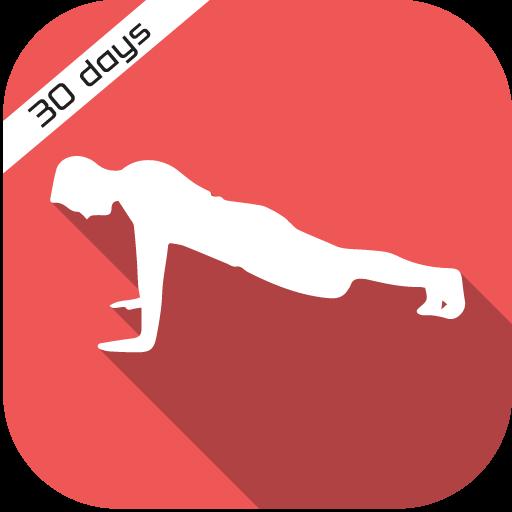 30 Day Push Ups Challenge icon