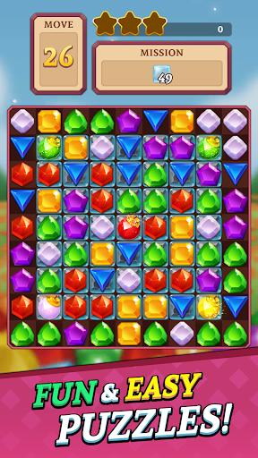 Jewels and Gems Blast: Fun Match 3 Puzzle Game 1.0.24 screenshots 1