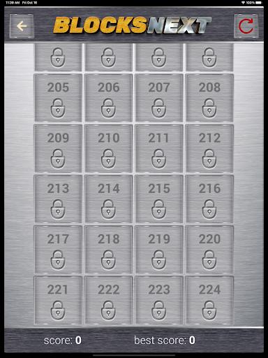 Blocks Next - Puzzle logic screenshots 11