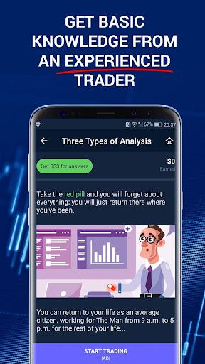 Forex training, Forex trading simulator 1.1 Paidproapk.com 2