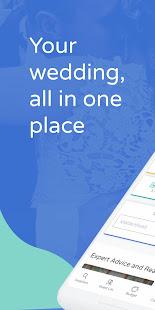 Bridebook - Wedding Planning App screenshots 1