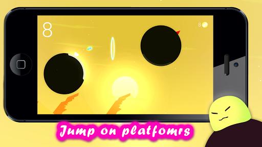 slime: jump and fly! screenshot 2