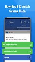 screenshot of Free video downloader for facebook-fb video saver