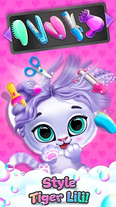 Kiki & Fifi Bubble Party - Fun with Virtual Petsのおすすめ画像1