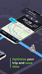 Coyote: Alerts, GPS & traffic 11.3.1441 Screenshots 2