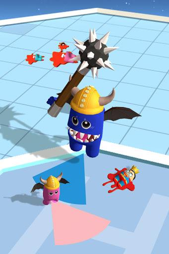 Imposter Smashers 2 - cute survival io games screenshots 17