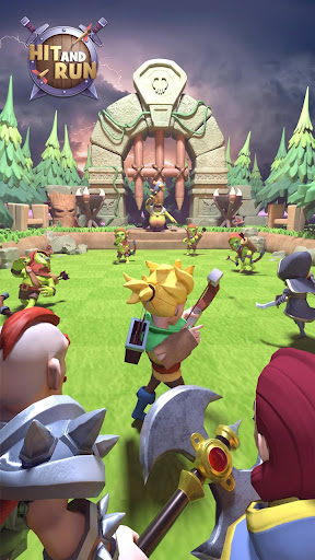Hit And Run - Archer's adventure tales  screenshots 7
