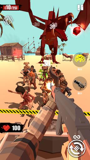 Merge Gun: Shoot Zombie 2.7.7 screenshots 4