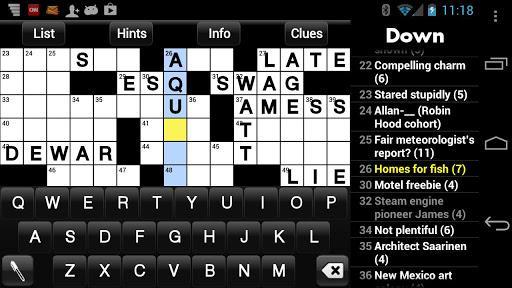 Crossword Light 2.4.5.1 screenshots 5