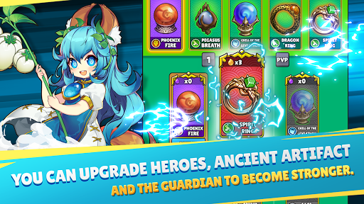 Guardian Spirit TD - Hero Defense painmod.com screenshots 11