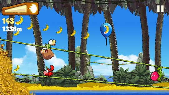 تحميل لعبة Banana Kong مهكرة للاندرويد [آخر اصدار] 3