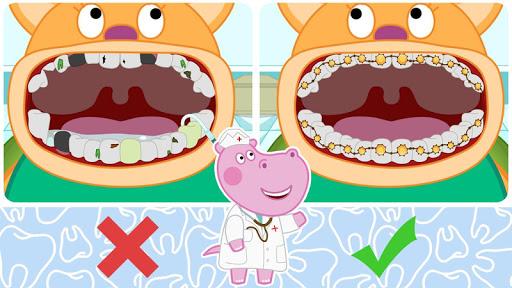 kids doctor: dentist screenshot 3