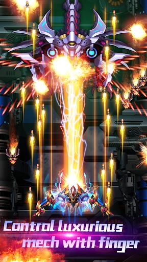 Thunder Assault: Raiden Striker apkdebit screenshots 14