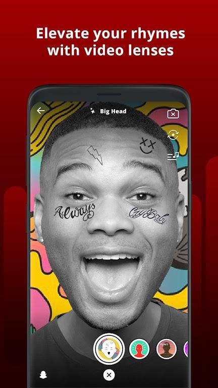 AutoRap by Smule: Record rap over beats w/vocal FX  poster 2