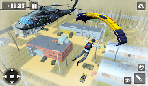 Royal Army Battle - Battleground Survival Games 3 Screenshots 9