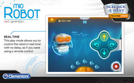 Mio, the Robot 1.1 Screenshots 9