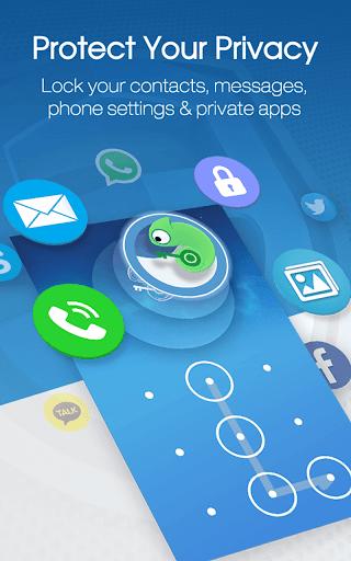 LOCX Applock Lock Apps & Photo  Screenshots 6
