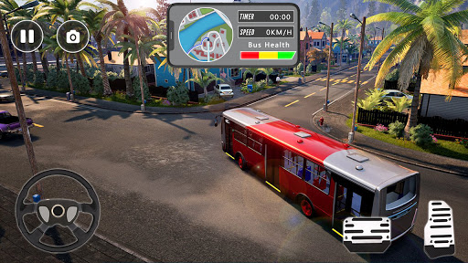 Bus Simulator 2020: Coach Bus Driving Game screenshots 12