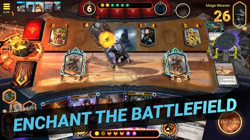 Mythgard CCG screenshots 2