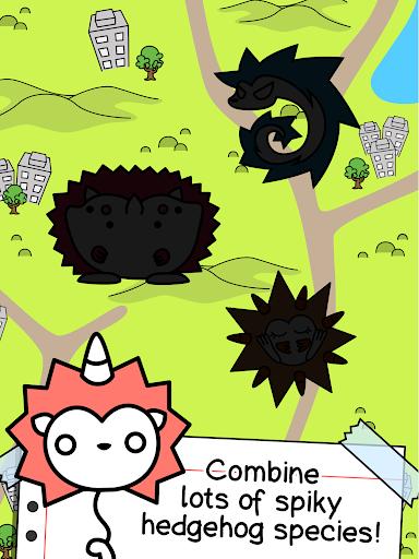 Hedgehog Evolution - Create supersonic creatures! 1.0.5 screenshots 7