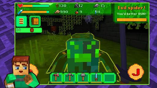 climb craft: maze run 2 screenshot 2