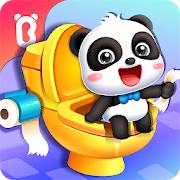 Baby Panda's Potty Training