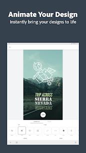 Adobe Spark Post: Graphic Design 4.9.0 MOD APK [UNLOCKED] 4