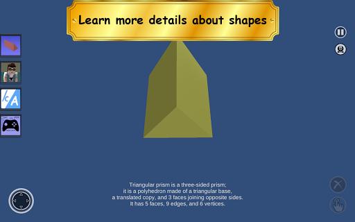 Simple 3D Shapes Object Games 2021: Geometry shape  screenshots 12