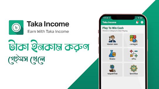Taka Income – টাকা ইনকাম – Online Income BD 1