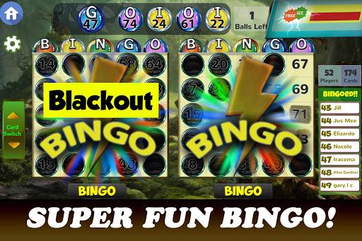 Black Bingo - Free Bingo Games : Bingo World Tour  screenshots 8