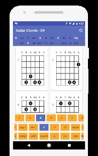 Guitar Chords Finder - No Ads!
