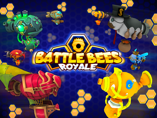 Battle Bees Royale  screenshots 11