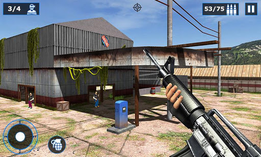 Combat Shooter 2: FPS Shooting Game 2020  screenshots 3
