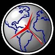 Planet Sunshine World Clock