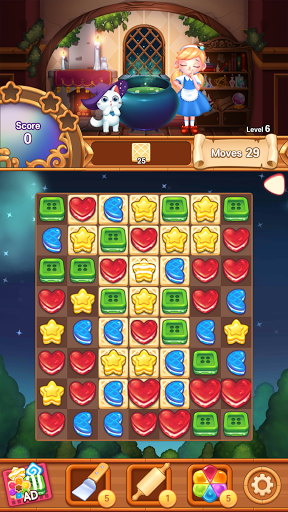 Magical Cookie Land