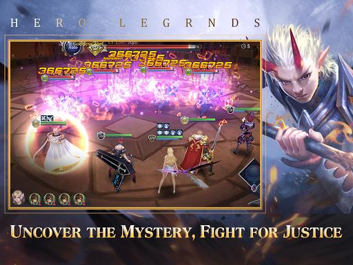 Hero Legends: Summoners Glory  screenshots 10
