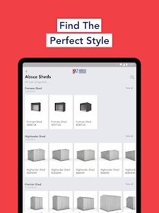 Absco Sheds Assembly App