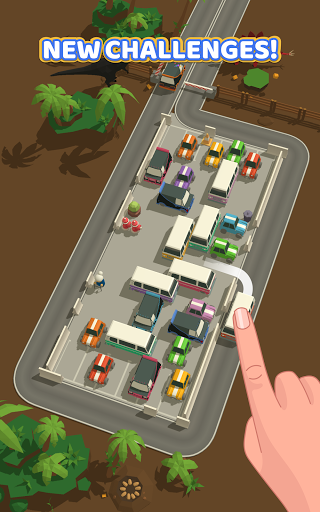 Parking Jam 3D 0.36.1 screenshots 9