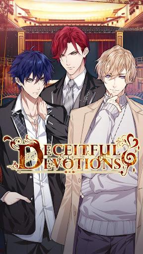 Deceitful Devotions : Romance Otome Game  screenshots 1