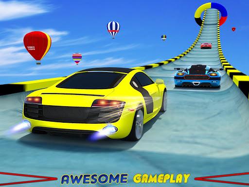 Extreme Car Driving - GT Racing Car Stunts Race 3D 1.0 screenshots 9