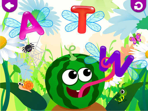 Funny Food!ud83eudd66learn ABC games for toddlers&babiesud83dudcda 1.8.1.10 screenshots 16