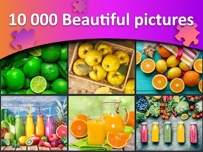 Free Jigsaw Puzzles for Adults HD Apk Download 2021 3