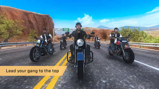 Outlaw Riders: War of Bikers 0.1.4 2