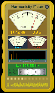 Harmonicity Meter  Apps Download For Pc (Install On Windows 7, 8, 10 And  Mac) 1