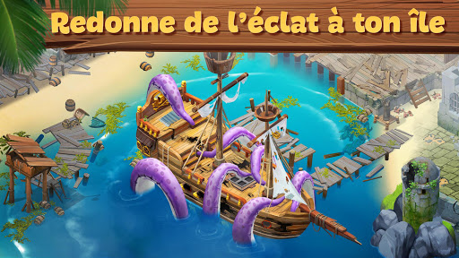 Lost Island: Blast Adventure  APK MOD (Astuce) screenshots 1