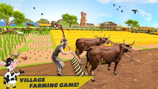 Village Farm Vintage Farming  Village Simulator Apk 3