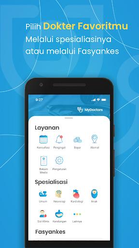 MyDoctors | Konsultasi Dokter Tercepat di Dunia